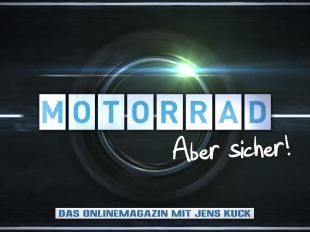Motorrad: Aber sicher! – Das Magazin
