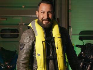 Airbag-Systeme für MotorradfahrerInnen
