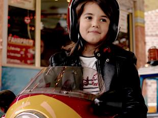Motorradfahren ist (k)ein Kinderspiel!